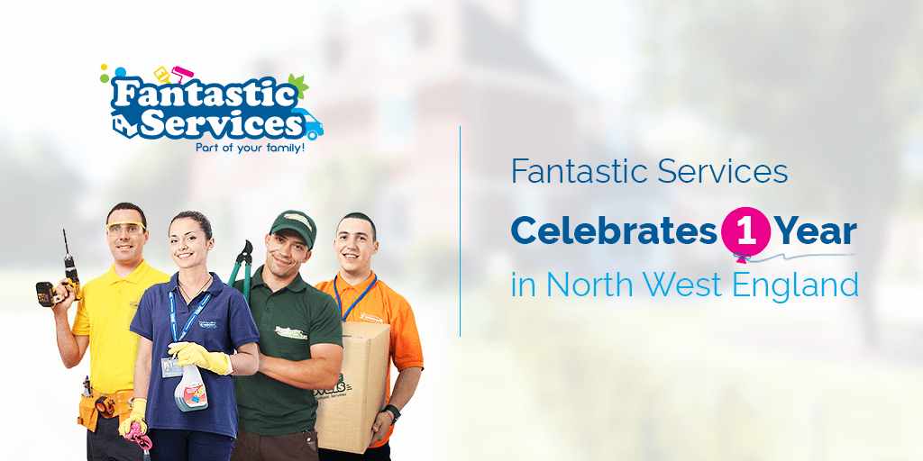 fantastic services 1 year in north west england