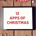 12 Christmassy Inconveniences Solved by 12 Little Helping Apps