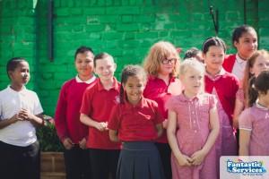 John Burn's school - Fantastic Gardeners project pictures 10