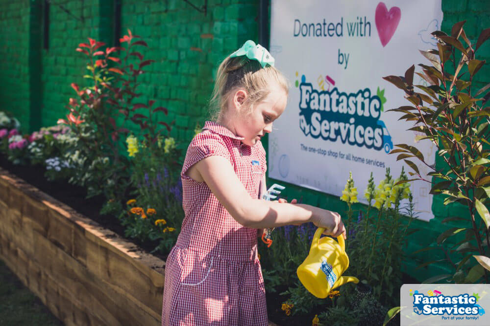 John Burn's school - Fantastic Gardeners project pictures 5