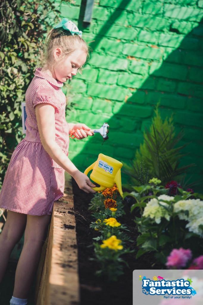 John Burn's school - Fantastic Gardeners project pictures 3