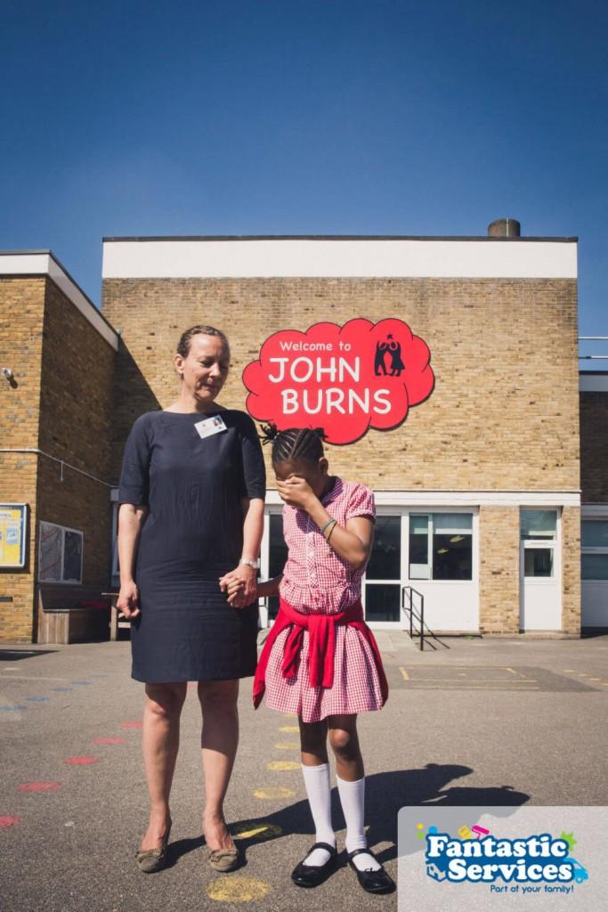 John Burn's school - Fantastic Gardeners project pictures 32
