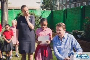 John Burn's school - Fantastic Gardeners project pictures 25