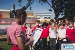 John Burn's school - Fantastic Gardeners project pictures 22