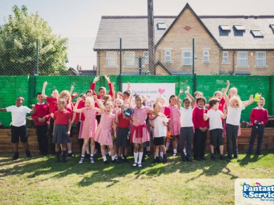 John Burn's school - Fantastic Gardeners project pictures 13