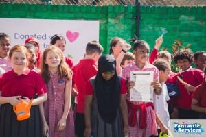 John Burn's school - Fantastic Gardeners project pictures 12