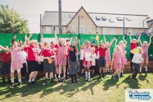 John Burn's school - Fantastic Gardeners project pictures 11