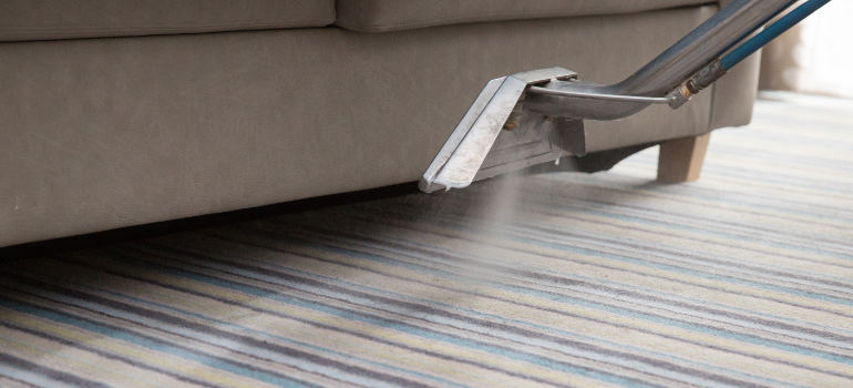 charity carpet cleaning for Ronald McDonald