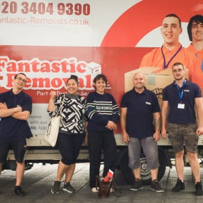 relief for dominica fantastic removals charity