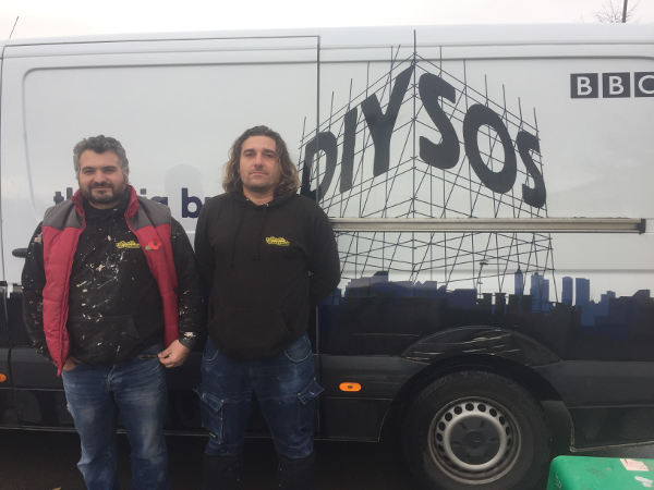 BBC - DIY SOS Episode 28: 6 Veteran Street