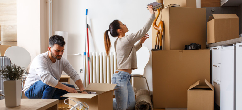 Tips for Moving Out for the First Time UK