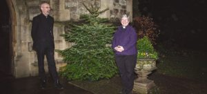 royal trinity hospice christmas tree by fantastic services