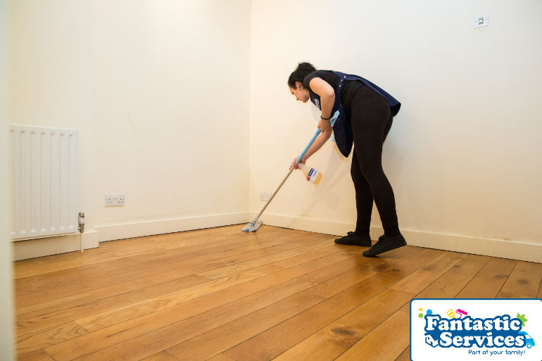End of Tenancy cleaning by Fantastic Cleaners 3