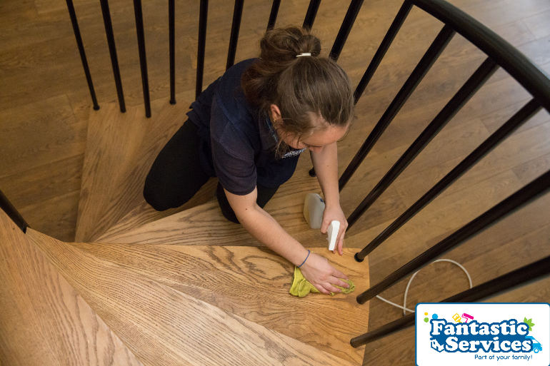 End of Tenancy cleaning by Fantastic Cleaners 5