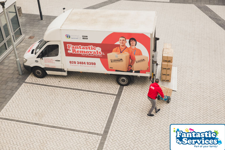 Removals by Fantastic Removals 7