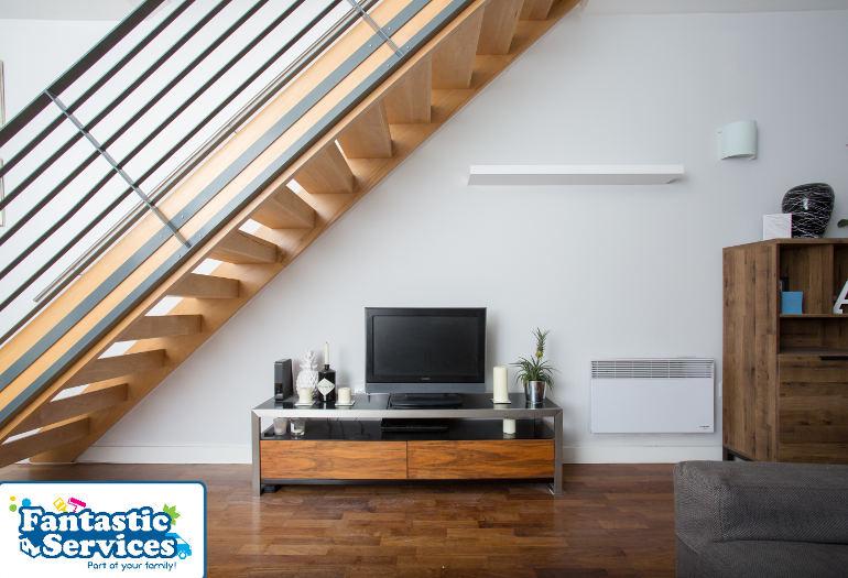Shelf installation by Fantastic Handyman 4