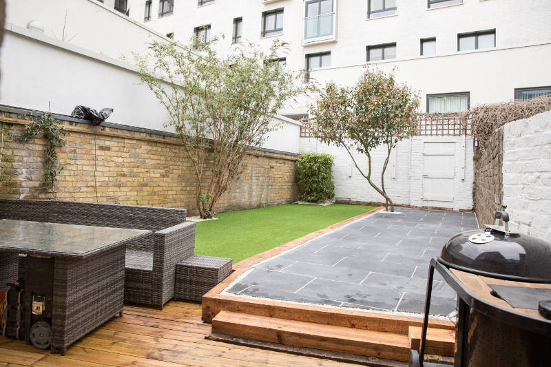 full garden transformation in croydon