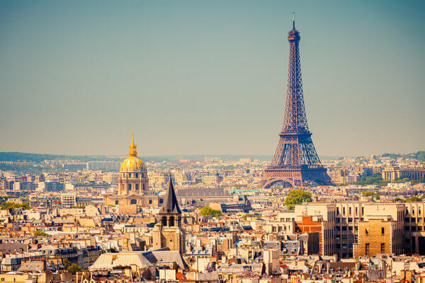 The capital of France