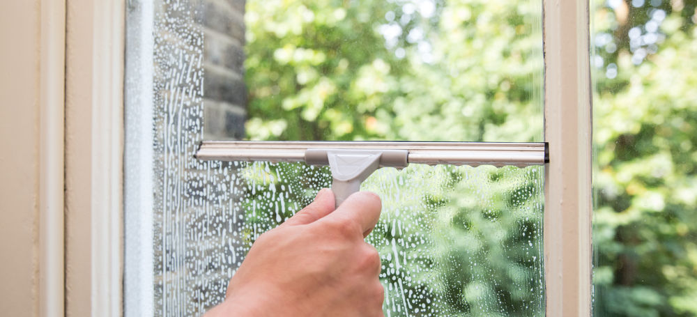 window cleaning guide domestic