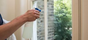 window cleaning spray