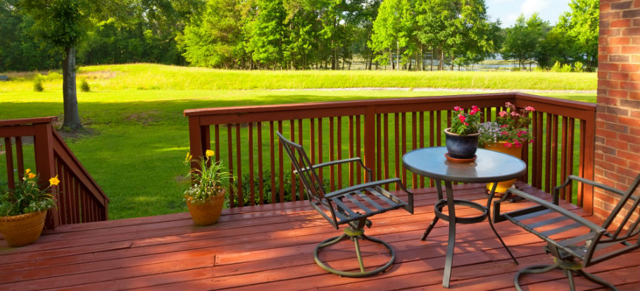 How Soon After Pressure Washing My Deck Can I Stain It