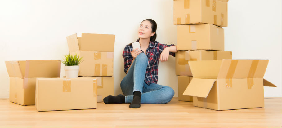 Packing Tips for Moving House