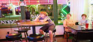 Kids in Irish Bars