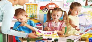 Irish Kindergarten and Expat Kids
