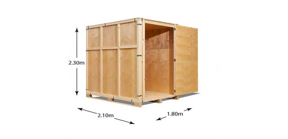 Storage Container Dimensions