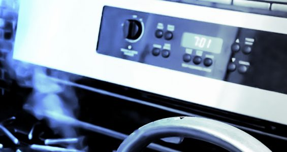 oven trips electricity
