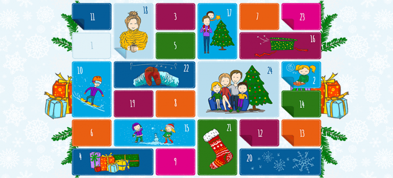 Advent Calendar by Fantastic Services