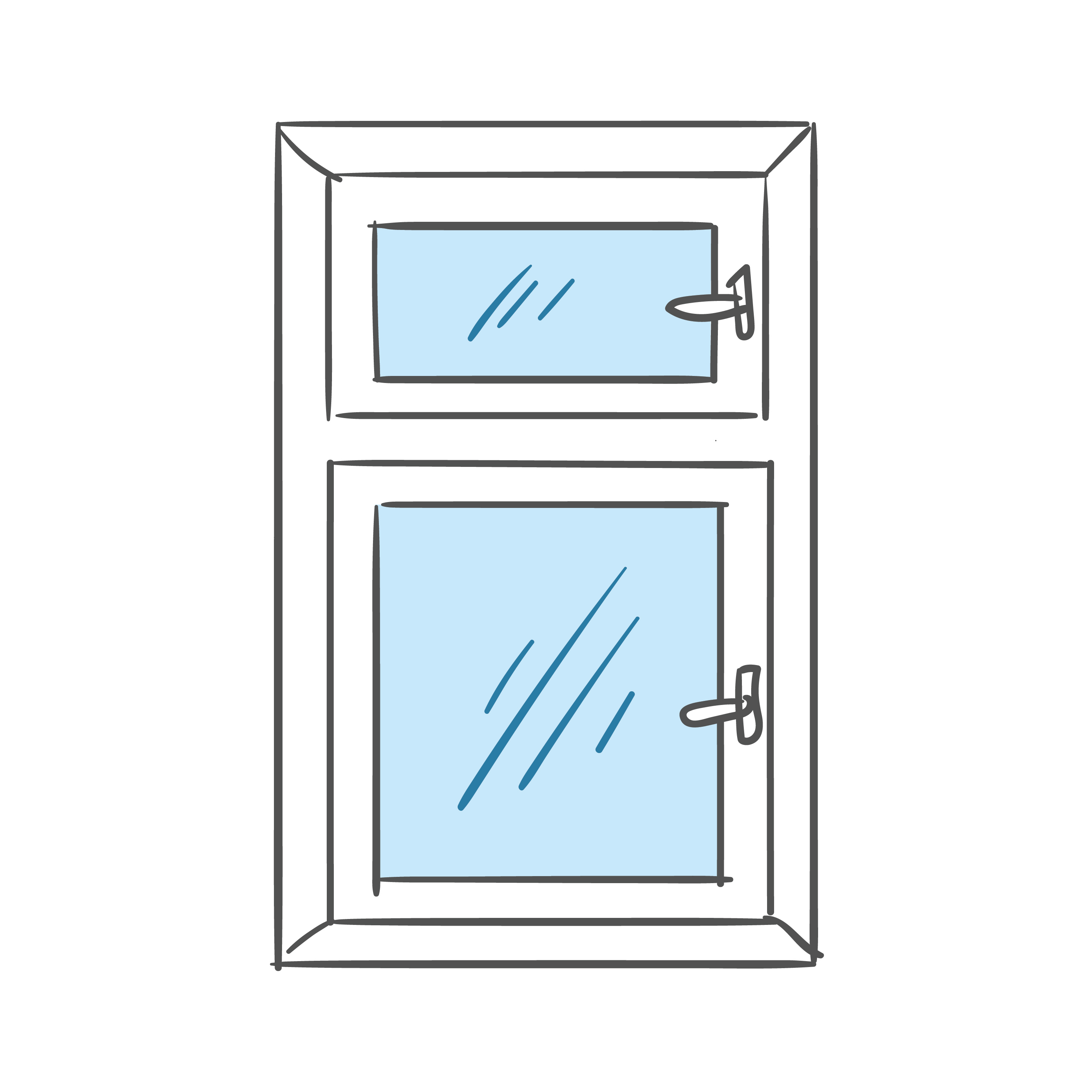 Casement window type