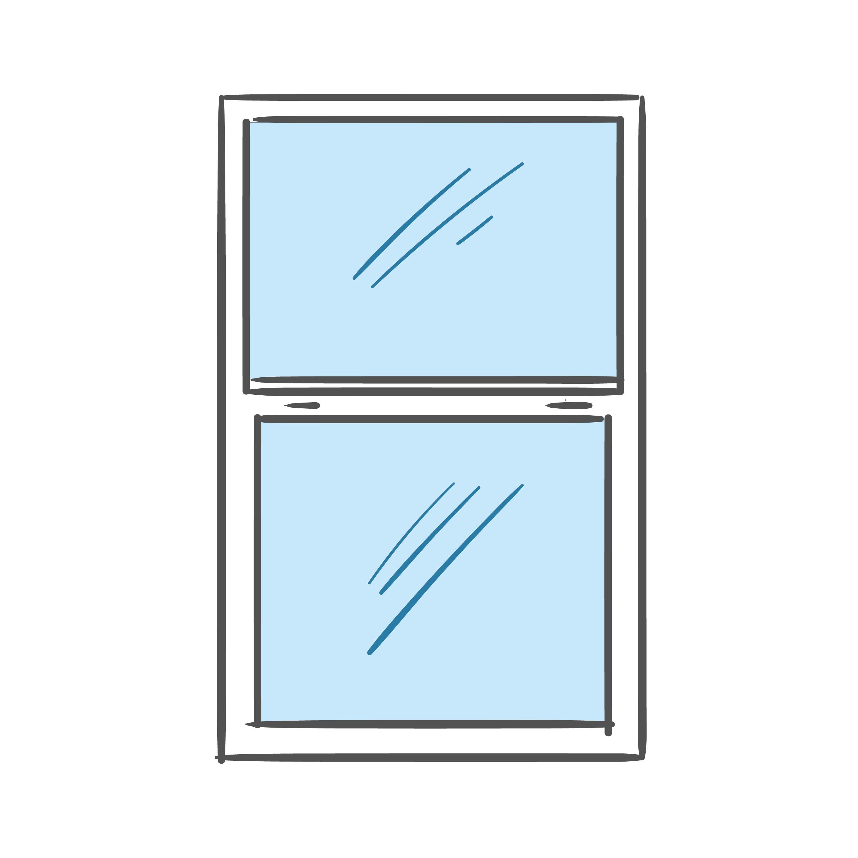 Sash window style