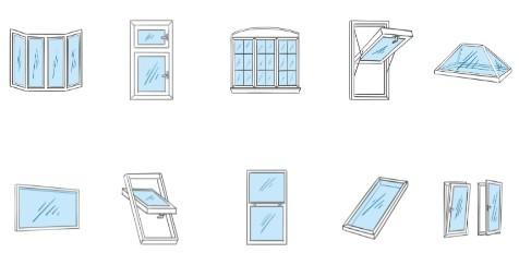 window styles in the UK