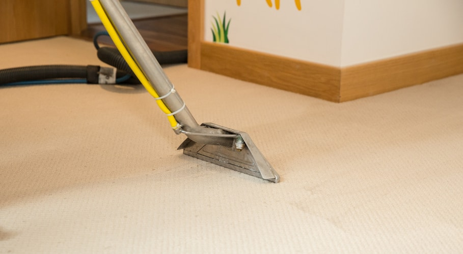 Best carpet cleaning method