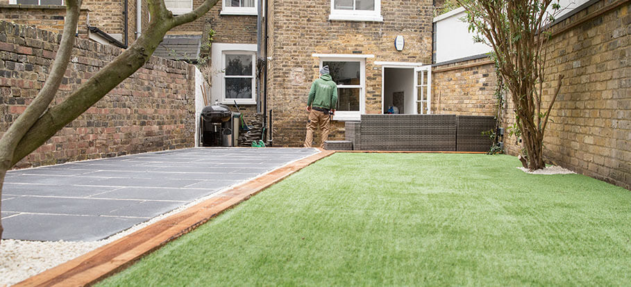 How Much Does Artificial Grass Installation Cost In The Uk On Average