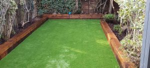 should you use sand infill for artificial grass