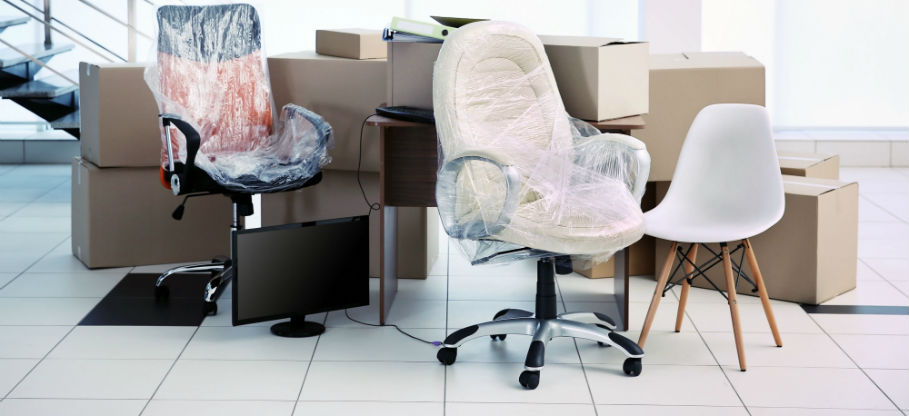 How to Move Office Furniture