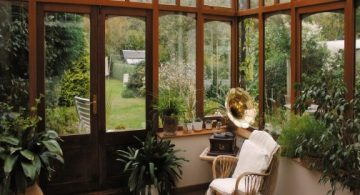 how to clean the inside of a conservatory roof