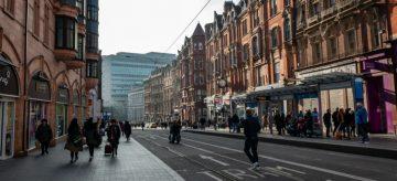 Corporation street, Birmingham