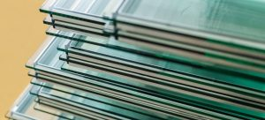 Sheets of Laminated Window Glass