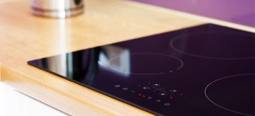 types of hobs - electric hob