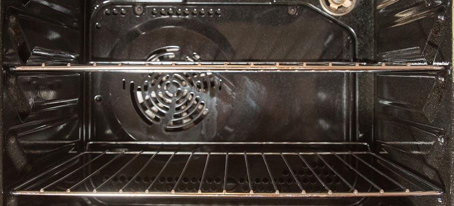 fan assisted oven