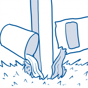 drawing of cement