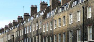 residential building in London