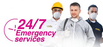 Emergency services blog banner
