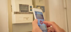 how to read gas smart meter