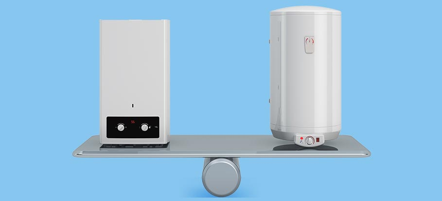 electric boiler vs gas boiler