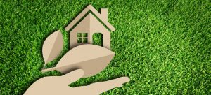 Green home image