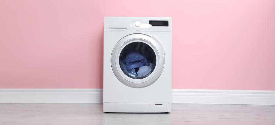 moving a washing machine